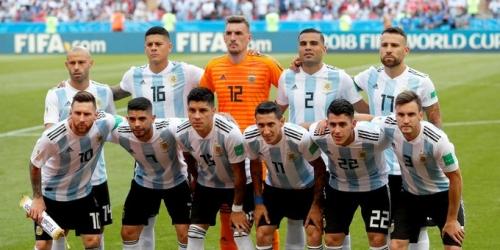 AFA anunció los próximos partidos amistosos de Argentina