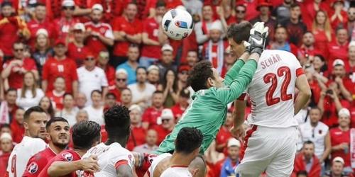(VIDEO) Eurocopa, Suiza ganó por la mínima diferencia en el debut