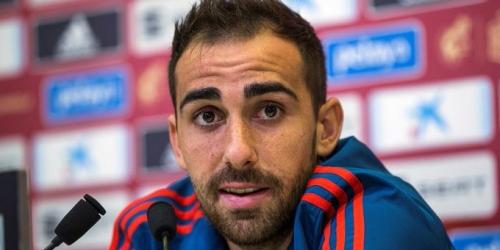 "Alcácer: ""Decidí salir del Barça para ser feliz jugando"""