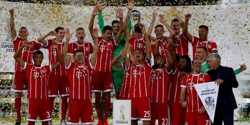 Alemania, Bayern Múnich campeón de la Supercopa