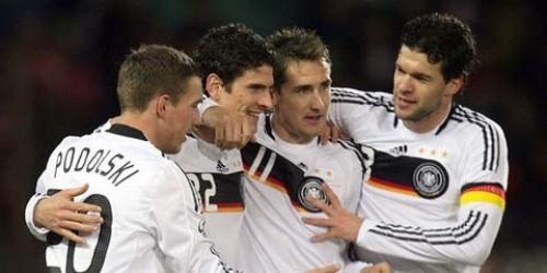 Alemania debe desconfiar de Ghana, Serbia y Australia