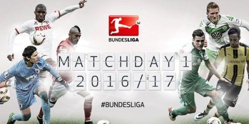 Alemania, fue publicado el calendario de la Bundesliga 2016/2017