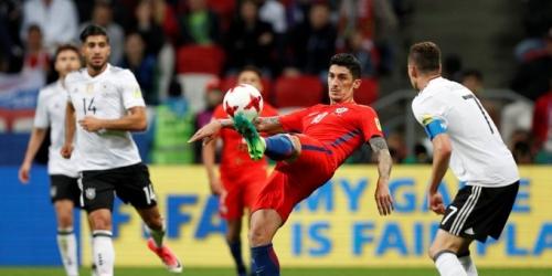 (VIDEO) Chile empató 1-1 con Alemania y sigue líder del Grupo B
