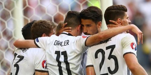 (VIDEO) Eurocopa, Alemania goleó y espera al ganador del Italia vs. España
