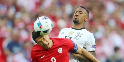 (VIDEO) Eurocopa, Alemania y Polonia empataron sin goles en el Grupo C