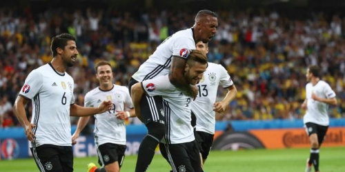 (VIDEO) Eurocopa, Alemania derrotó a Ucrania por 2-0 en el Grupo C