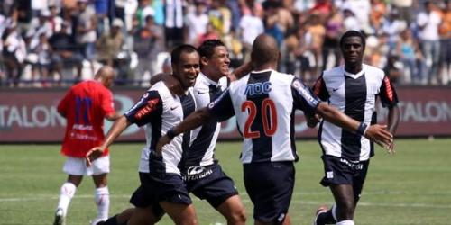 Alianza Lima y Juan Aurich se alejan en la punta