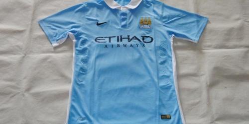 ANTICIPO: La nueva camiseta del Manchester City 2015/2016