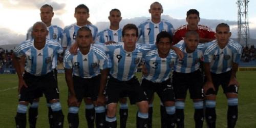Apagón obliga a suspender partido de Argentina y Bolivia