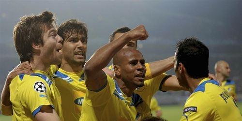 APOEL mantiene vivo su sueño en la Champions