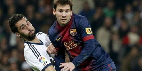 """Arbeloa: """"Espero que Messi no tarde mucho en retirarse, estoy contando los días"""""""
