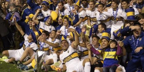 Argentina, Boca Juniors es el nuevo campeón (VIDEO)