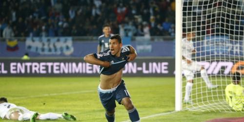 Argentina ganó el 'Clásico de la Plata' (1-0)