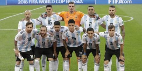 Argentina no contará con Messi para compromisos amistosos