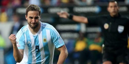 Argentina venció a Jamaica y es primero (1-0)