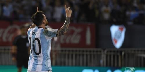 (VIDEO) Eliminatorias, Argentina venció a Chile por 1-0 y es tercero en la tabla de posiciones