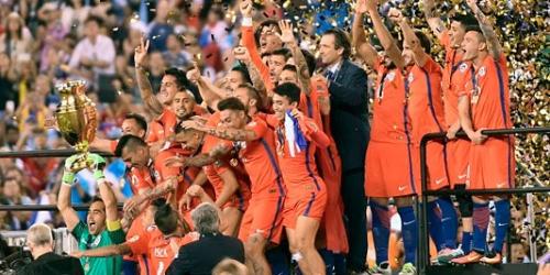 (VIDEO) ¡Chile es bicampeón de América!