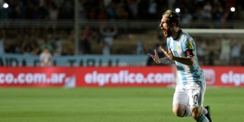 (VIDEO) Eliminatorias, Argentina salió de la crisis goleando a Colombia por 3-0