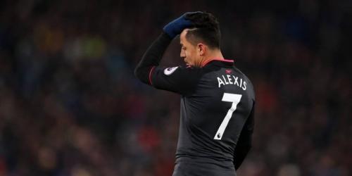 Arsenal: La plantilla del conjunto piden la salida de Alexis Sánchez