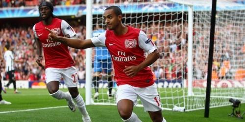 Arsenal y Lyon sacaron ventaja en los partidos de ida