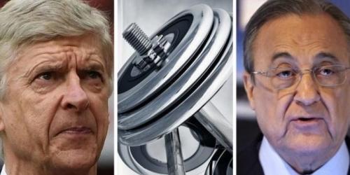 """""""Asistí a las negociaciones del Real Madrid con Wenger en un gimnasio en Italia"""""""