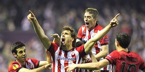 Athletic eliminó a Manchester United de la Europa League