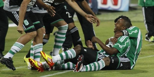 Atlético Nacional goleó a Deportivo Cali en el debut