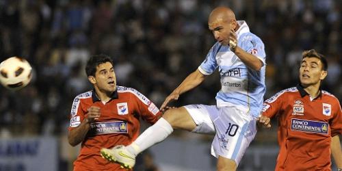 Aurora clasificó a octavos de la Copa Sudamericana