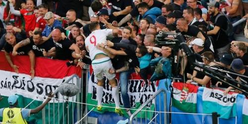 (VIDEO) Eurocopa, Hungría superó a Austria en el arranque del Grupo F