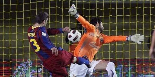 Barça gana y acaricia el título tras derrota de Real Madrid