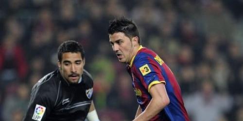 Barcelona, campeón de invierno tras golear al Málaga