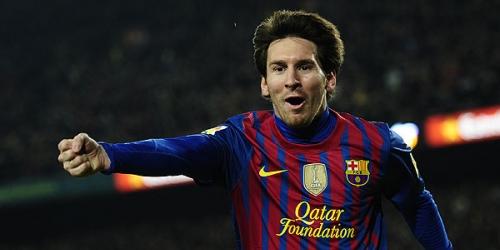 Barcelona, con un show de Messi, goleó 7-1 al Leverkusen