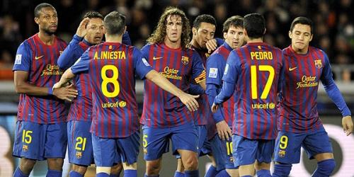 Barcelona derrotó a Al Sadd y están en la final