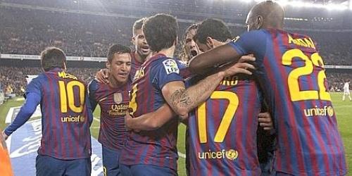 Barcelona eliminó a Real Madrid de la Copa del Rey
