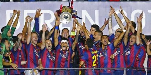 Barcelona es el nuevo campeón de Europa