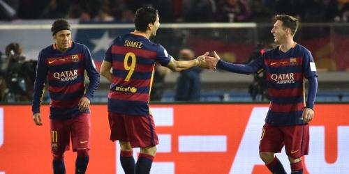 Barcelona es el nuevo campeón del mundo! (VIDEO)