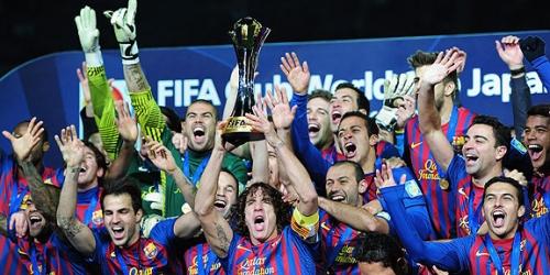 Barcelona es el nuevo campeón del mundo