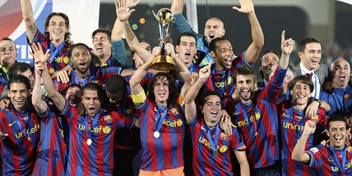 Barcelona se llevó el Mundial de Clubes