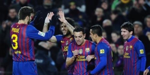 Barcelona y Athletic se disputarán la Copa del Rey