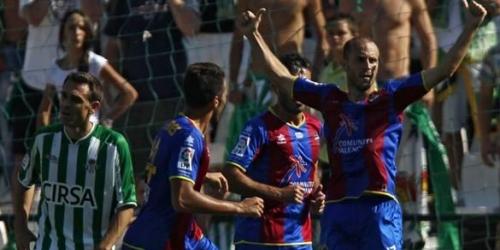 Barcelona y Levante dominan la Liga BBVA