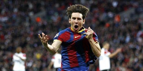 Barcelona y Real Madrid volvieron a golear en la Liga