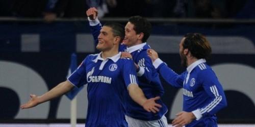 Bayern, Borussia y Schalke lideran la Bundesliga