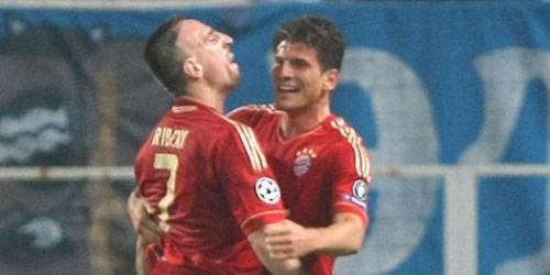 Bayern München acaricia las semifinales