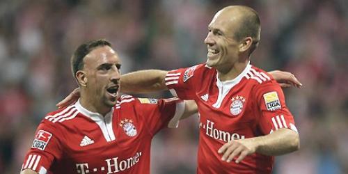 Bayern Múnich gana y toma ventaja en el partido de ida