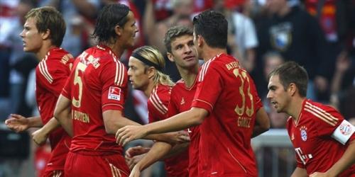Bayern Múnich ganó y sigue firme como líder