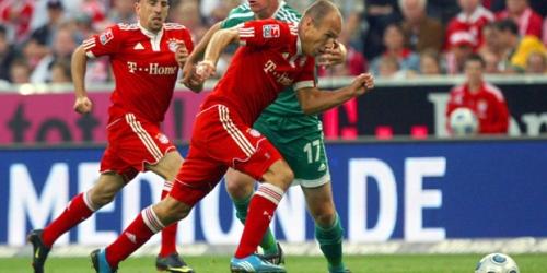 Bayern Múnich golea al Hannover y sigue siendo el líder