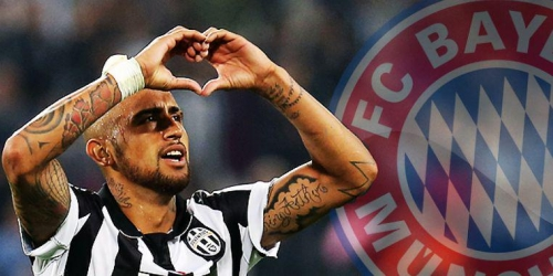 Bayern Múnich, se acerca la firma de Arturo Vidal