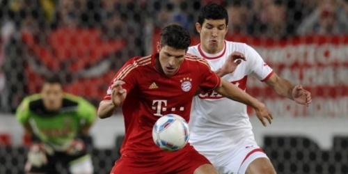 Bayern Múnich se distanció en la Bundesliga