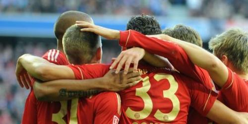 Bayern Múnich sigue firme en la cima de la Bundesliga