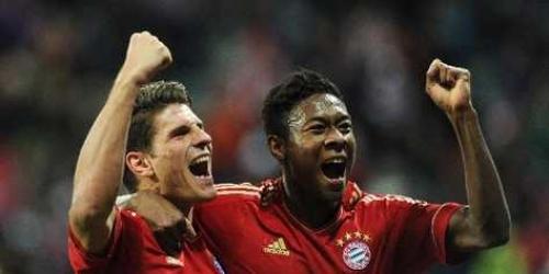 Bayern Múnich terminó el año en lo más alto